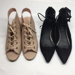 Bundle- 2 TOPSHOP Sandals